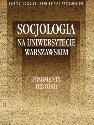 Socjologia na UW, wyd. II