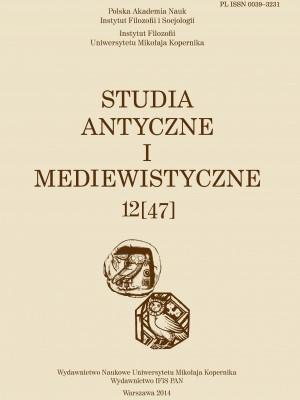 Studia_Antyczne_i_Mediewistyczne_2014_okladka