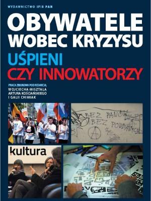 Obywatele wobec kryzysu_okladka