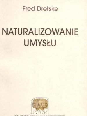 Dretske_naturalizowanie