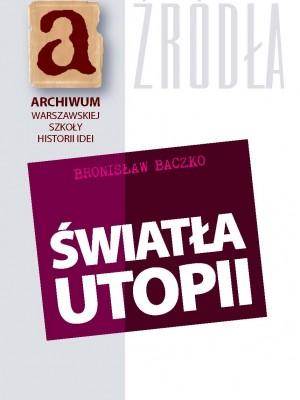 baczko_swiat-utopii_okladka