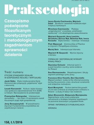 prakseologia158-t1_2016_okladka