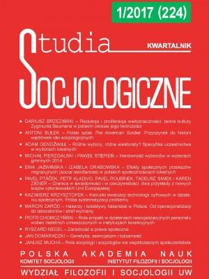 Studia_Socjologiczne_2017_Nr1_okladka
