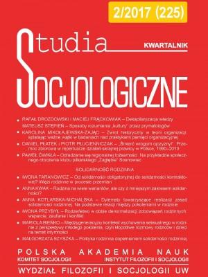 Studia_Socjologiczne_2017_nr2_okladka