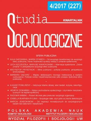Studia_Socjologiczne_2017_4_okladka