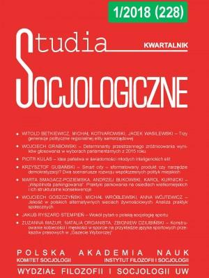 Studia_Socjologiczne_2018_nr1_okladka