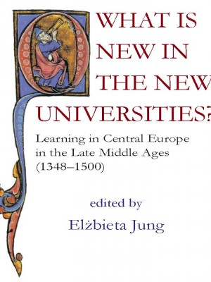 Jung_What is New in the New Universities_okladka
